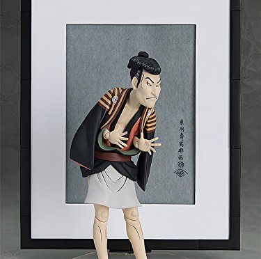 テーブル美術館 写楽作 三代目大谷鬼次の奴江戸兵衛 フィギュア