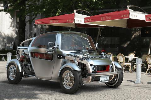 トヨタ、東京モーターショー2015でコンパクトFR「S-FR」世界初公開